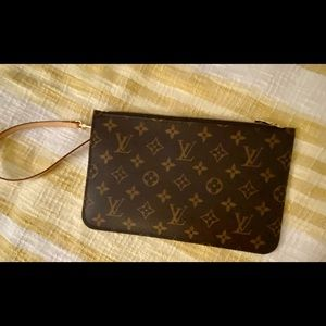 New neverfull pouch